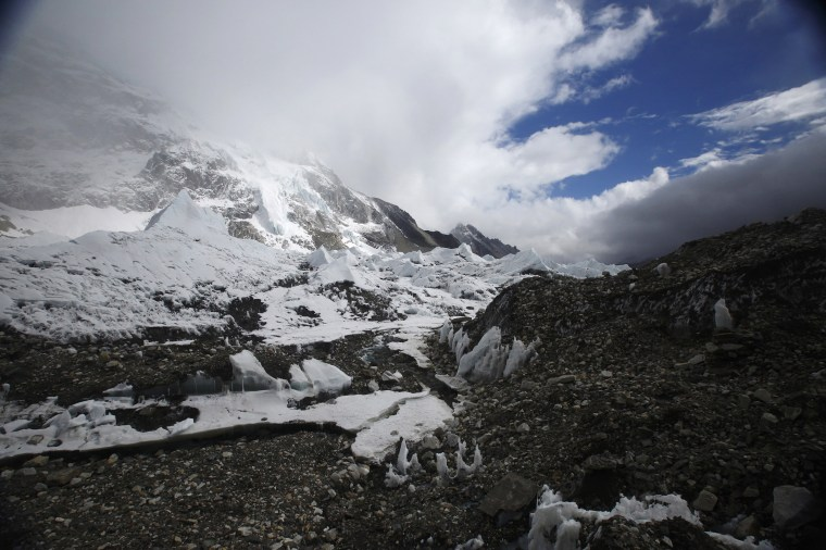 Image: Everest base camp