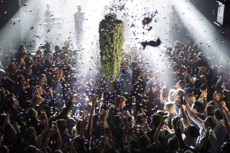 Image: Marijuana legalization