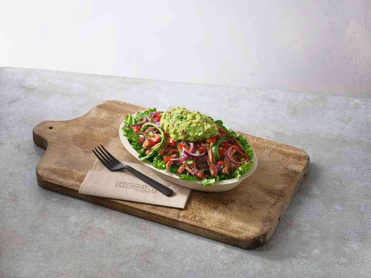 Chipotle is launching keto friendly, Whole30 meal bowls