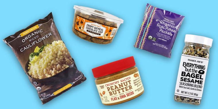 Why nutritionists love these 17 Trader Joe's foods