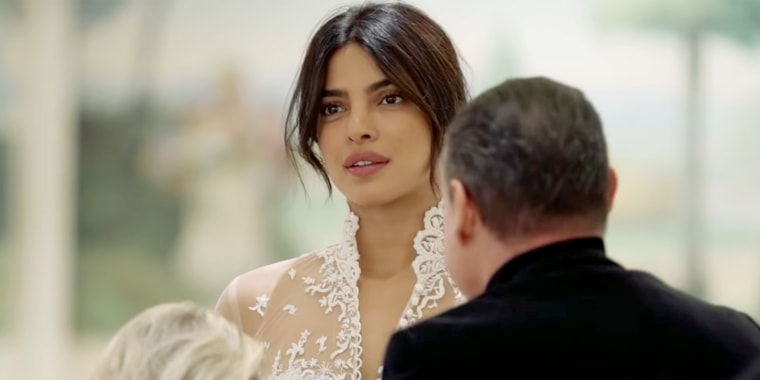See Priyanka Chopra S Wedding Dress In Revealed Wedding Photos