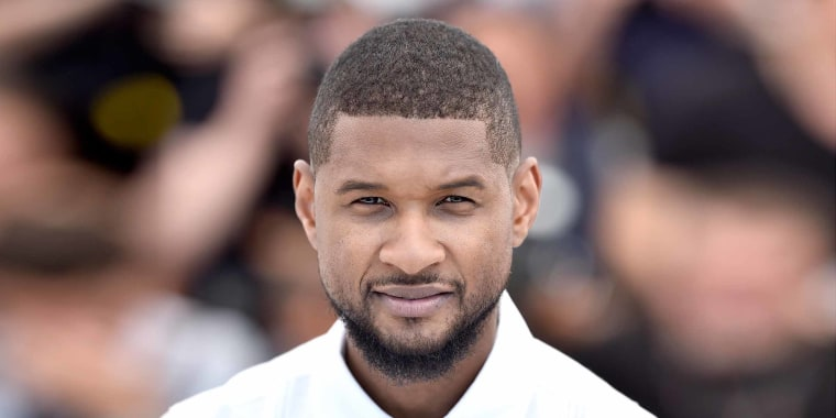 Image: FILE: Usher Files For Divorce From Grace Miguel