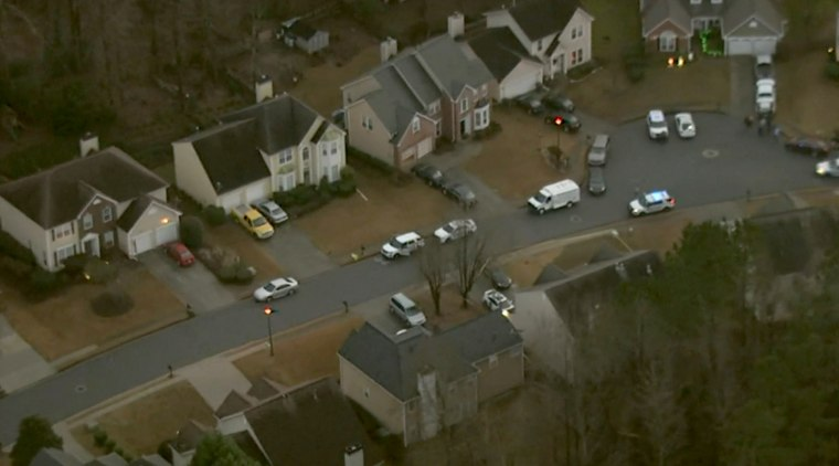Image: Authorities are investigating a shooting involving two teenagers in Gwinnett County, Georgia.