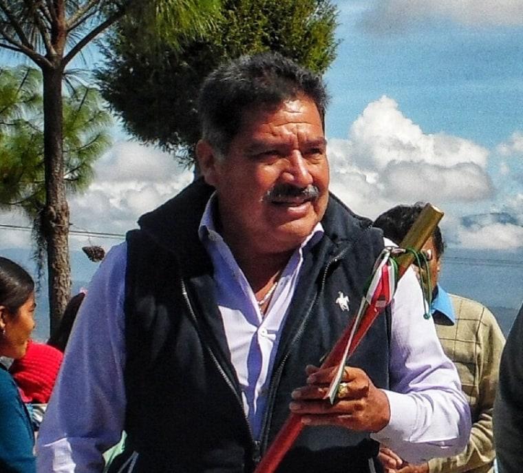 Image: Alejandro Aparicio, assasinated