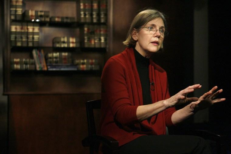 Image: Elizabeth Warren