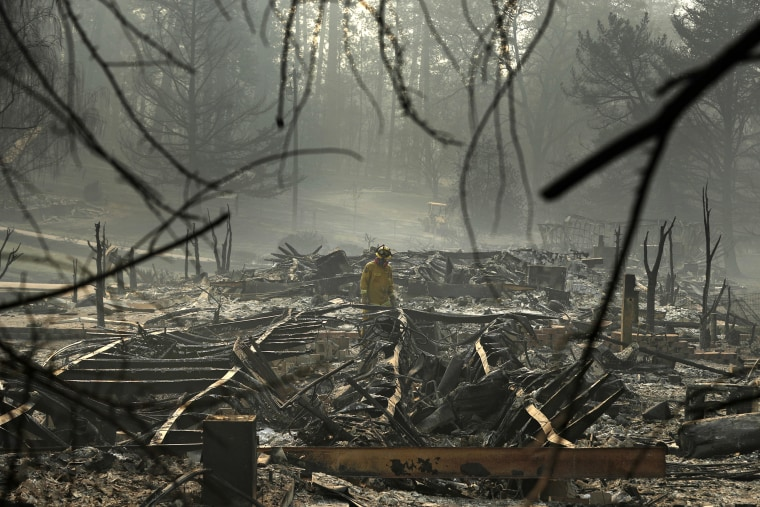 Fire in Paradise, California, poisoned the water with 'toxic cocktail'