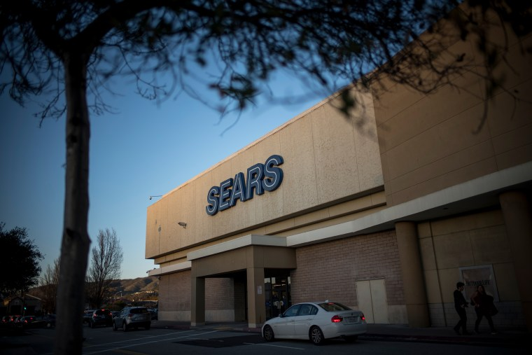Sears Stores As Company May Stay Alive With Rescue Bid