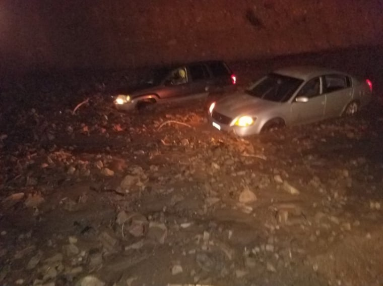 Image: Los Angeles Mudslides