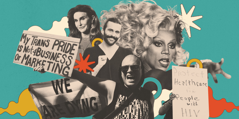 Image:  Queerness has seen victories in pop culture with faces like Jonathan Van Ness and RuPaul but politically it's been a much tougher fight than people realize.