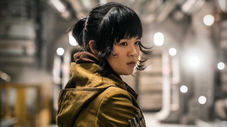 "Image: Kelly Marie Tran appears in ""Star Wars: The Last Jedi."""