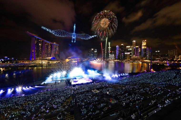Image: Singapore Celebrates New Year's