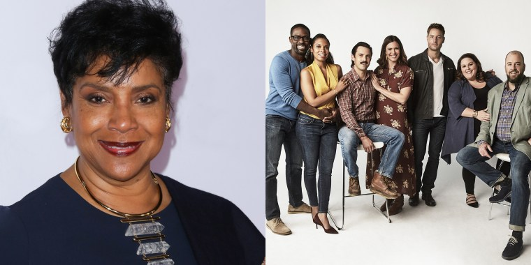 "Phylicia Rashad from ""The Cosby Show"" will appear on an episode of ""This Is Us."""