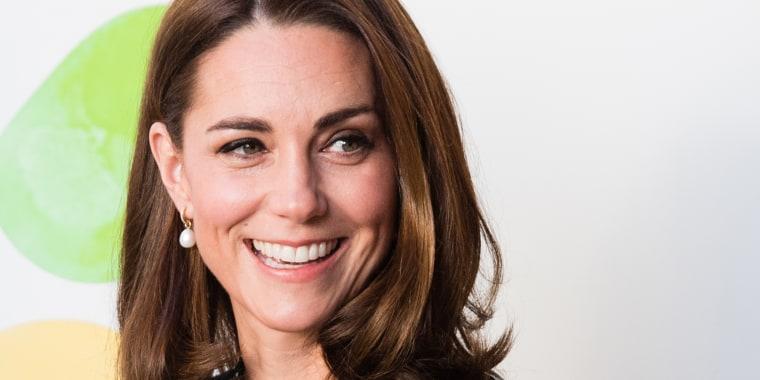 The Duke & Duchess Of Cambridge Visit Evelina London And The Passage