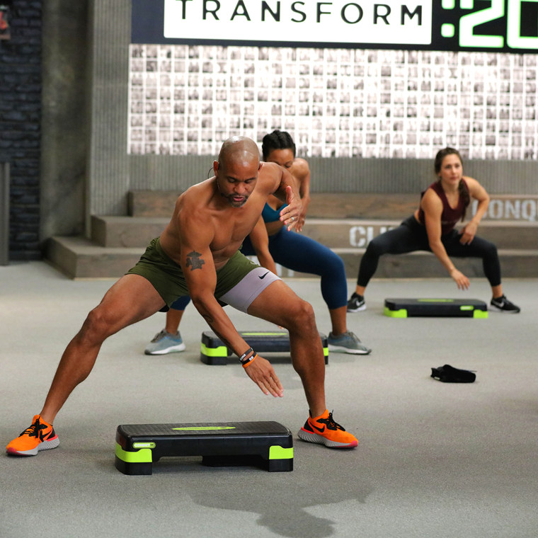 Transform :20? What is Beachbody and Shaun T's new fitness plan?