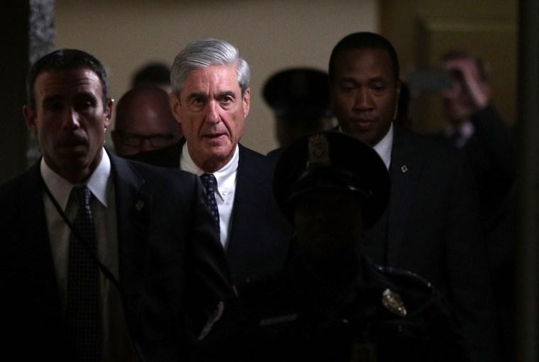 Image: Special Prosecutor Robert Mueller
