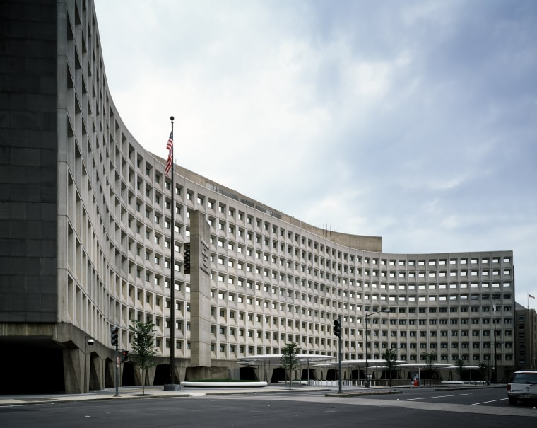 Image: Robert C. Weaver Federal Building, headquarters of the Department of Housing and Urban Development