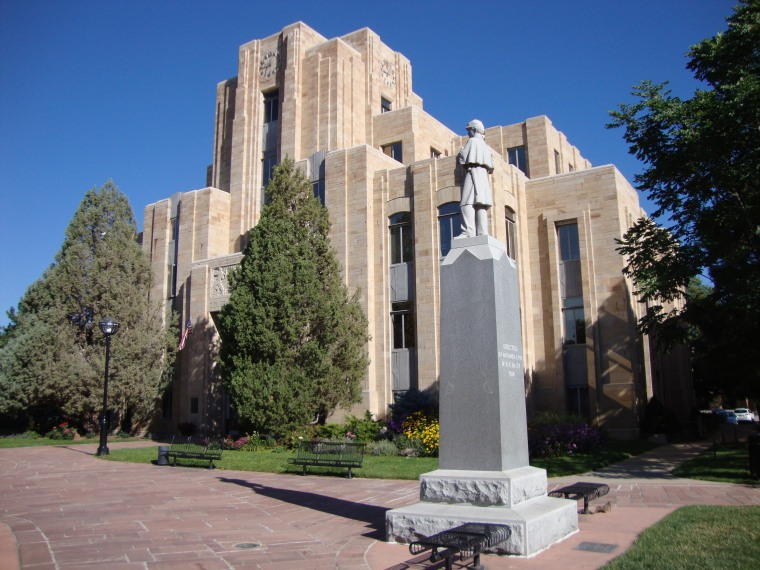 Image: Boulder County Courthouse