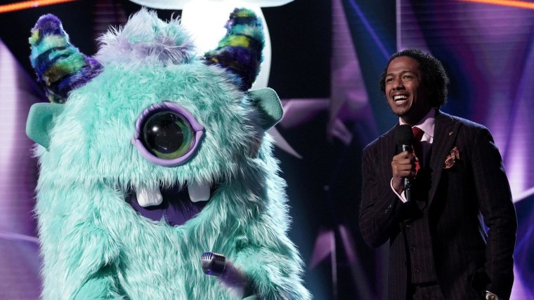 "Image: Nick Cannon hosts FOX's ""The Masked Singer."""