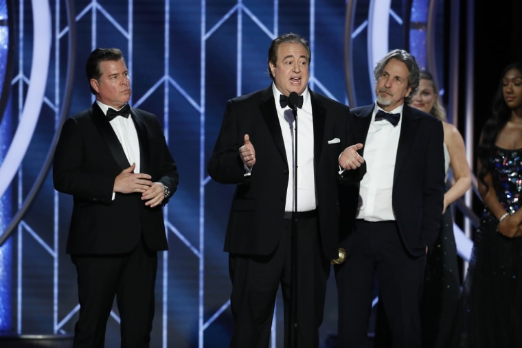 Image: 2019 Golden Globes - Show - Beverly Hills, California, U.S.