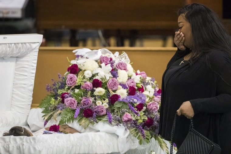 Alleged shooter in Jazmine Barnes killing denies involvement