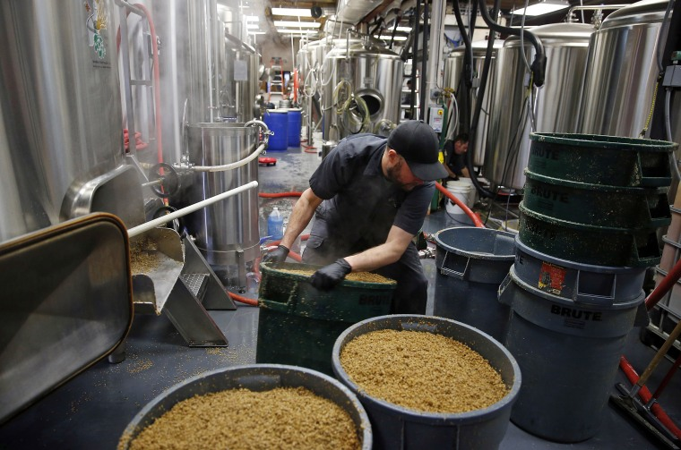 Craft Beer Fans Go To Great Lengths To Buy Top-Rated Brew