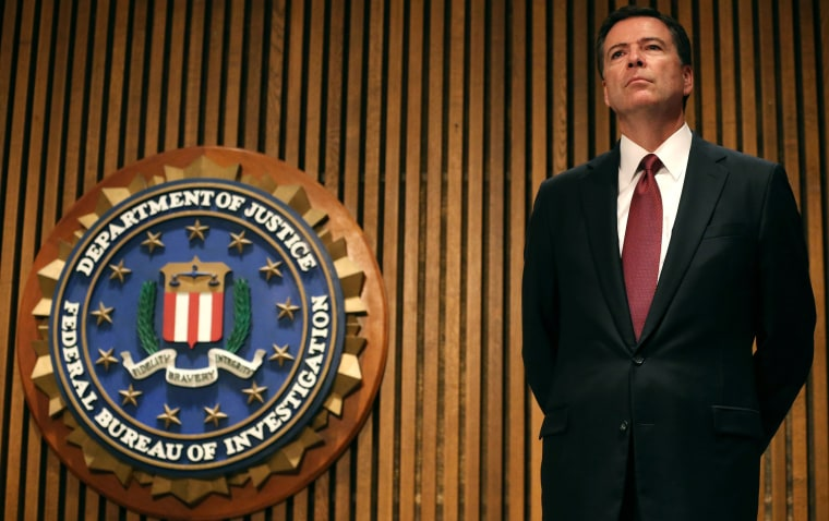 Image: James Comey