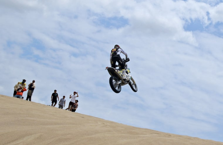Image: Dakar Rally