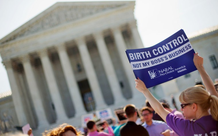 Supreme Court backs Trump plan for limiting contraceptive ...Supreme Court