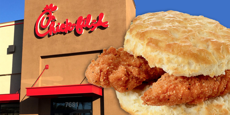 e80de8fc8 Chick-fil-A is testing new spicy items including a spicy chicken biscuit