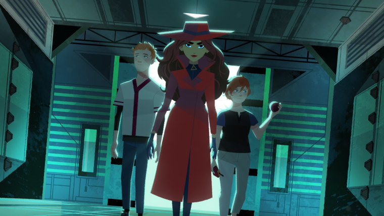 Young adults are hyped for 'Carmen Sandiego' Netflix series with 'badass Latina'