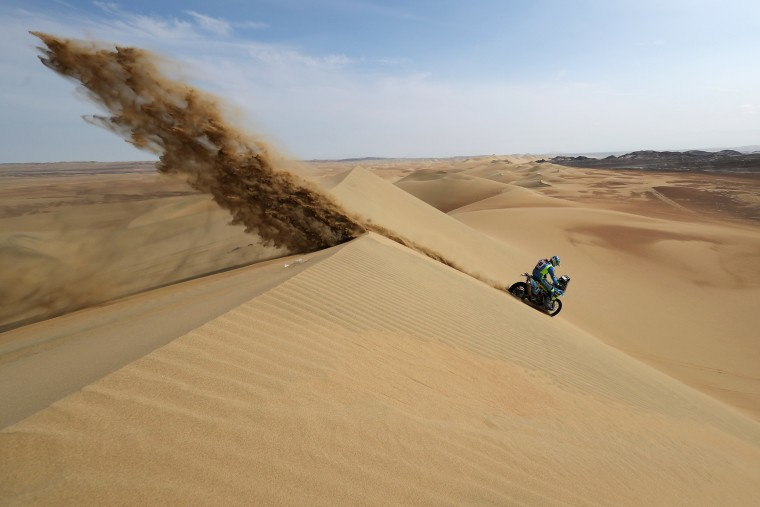 Image: 2019 Dakar Rally - Stage Nine