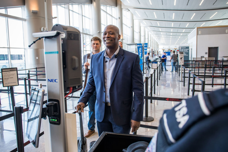Biometric screening at airports is spreading fast, but some fear the