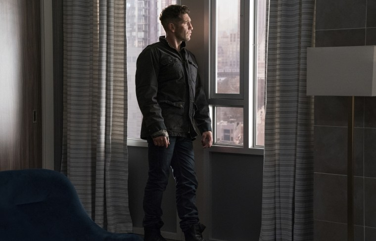 Netflix's 'The Punisher' is a reminder that unlike Jewish creators, Jewish superheroes remain a tough sell in Hollywood