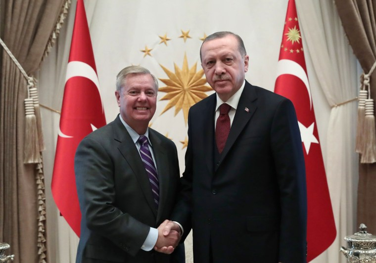 U.S. senator in Turkey