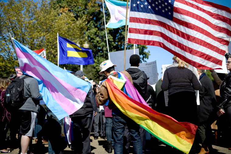 US-RIGHTS-POLITICS-PROTEST