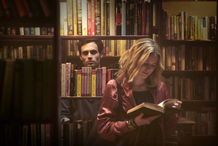 Penn Badgley and Elizabeth Lail star in a love story that turns out too good to be true.