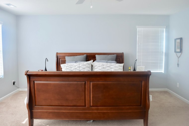 Master bedroom makeover: See the before-and-after transition