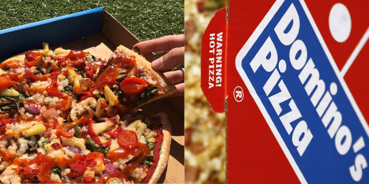Domino S Australia Launches Vegan Pizza With Divisive Topping