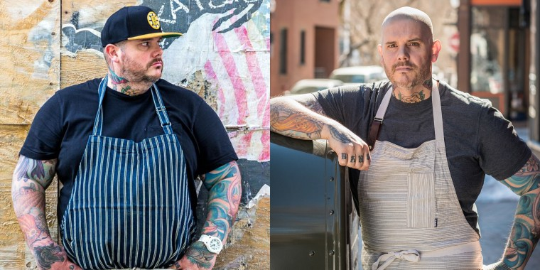 After losing 200 pounds, chef Matt Jennings shares his healthy diet and recipe tips
