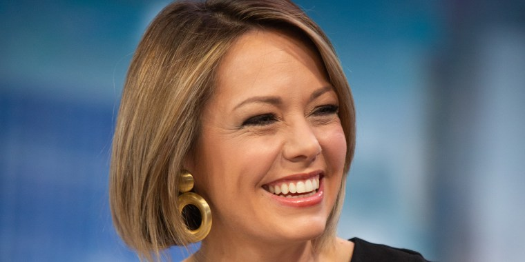 Dylan Dreyer on TODAY