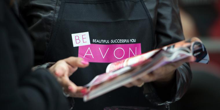 Avon cellulite ads
