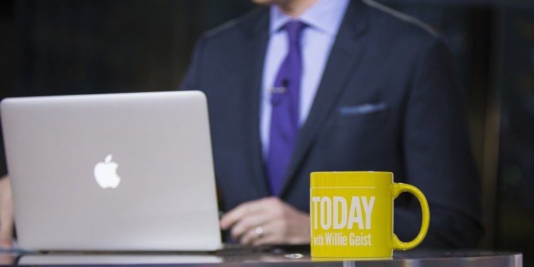 Here's where to buy the new Sunday TODAY with Willie Geist mug!