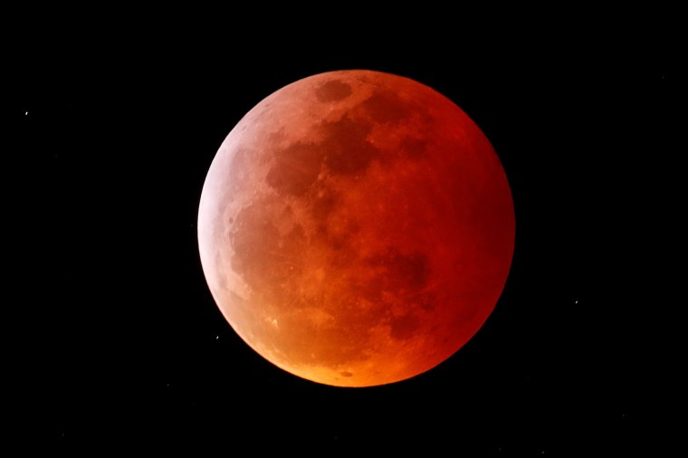 blood wolf moon eclipse denver - photo #13
