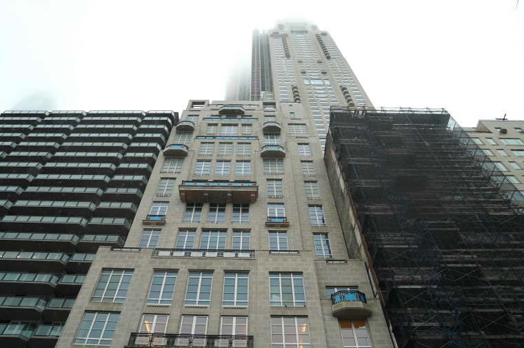 """The Billionaire's Bunker"" at 220 Central Park South"
