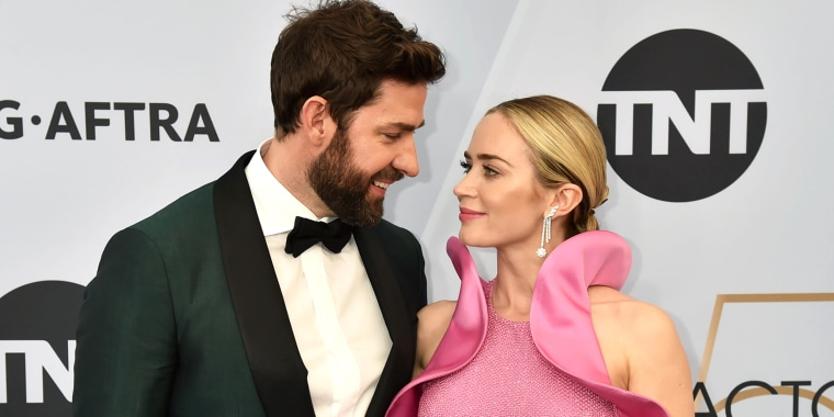 Emily Blunt People Said Making A Movie With John Krasinski Would End In Divorce