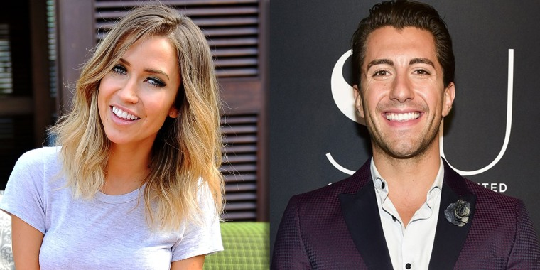 "Kaitlyn Bristowe and Jason Tartick both appeared on ""The Bachelorette,"" but on different seasons."