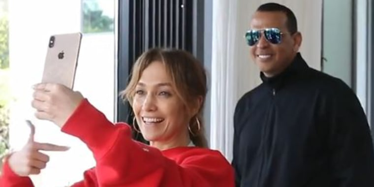 JLo and A-Rod 10-Day challenge