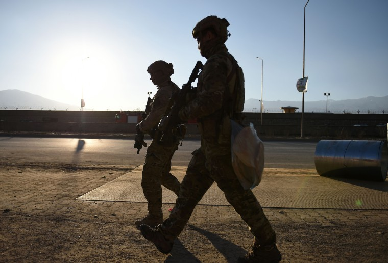 U.S. to send more troops to Middle East amid simmering tensions with Iran