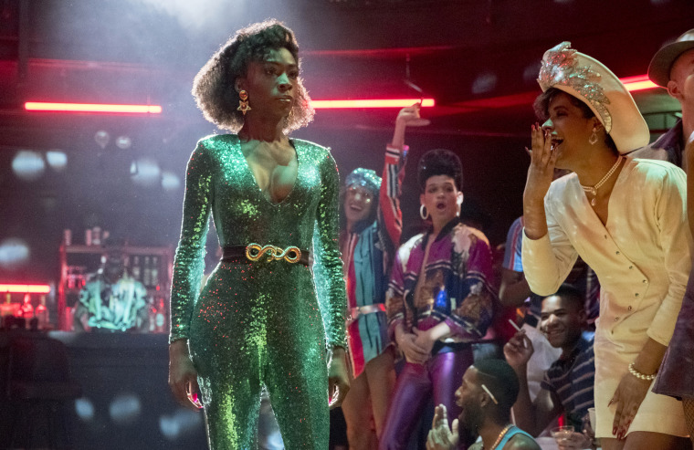 "Image: Angelica Ross appears in FX's ""Pose."""
