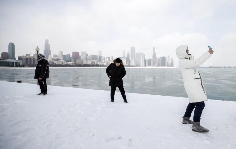 Image: Polar vortex to bring sub-zero temperatures